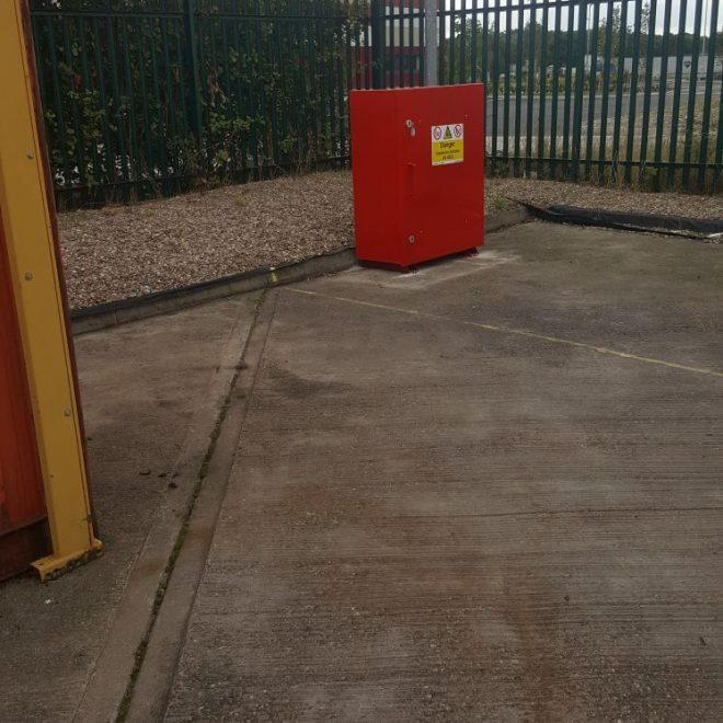 Explosives Storage Cabinets